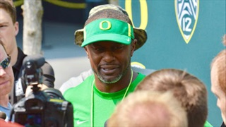 Taggart Talks Goals, Running the Ball & More