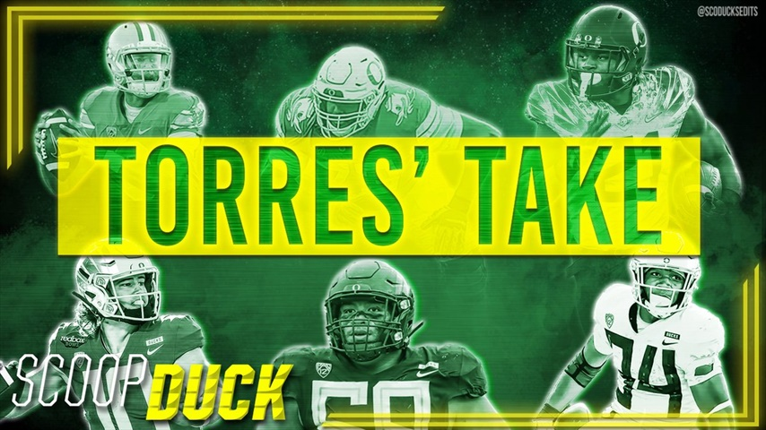 Torres' Take: The Latest in Oregon Football News and Recruiting