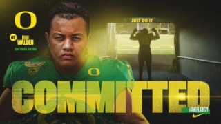 Bram Walden Details Oregon Commitment