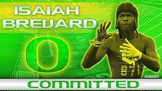 QUUUUAAAACCCCKKKK -  Isaiah Brevard Commits to Oregon