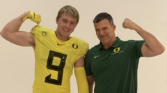 Oregon TE Commit: 'Fully Committed'