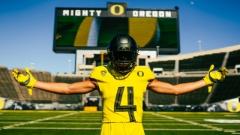 McMillan Recaps Oregon Official