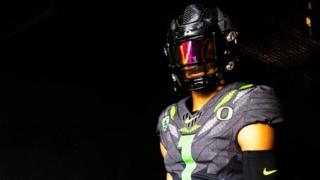 Sategna Recaps Oregon Official